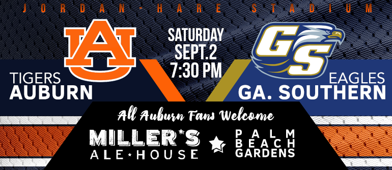 Game Watching Party - Auburn vs Ga. Southern