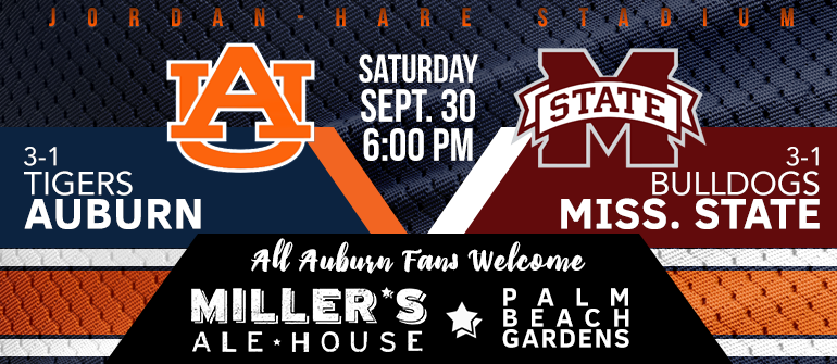 Game Watching - Auburn vs Miss. State